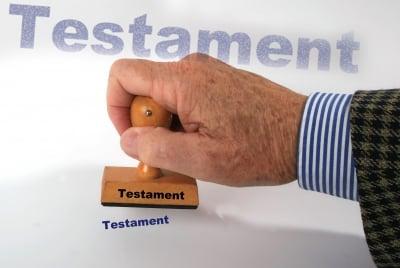 Anwalt Testament